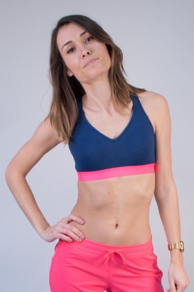 Brassière de sport Roxy Nakko bra