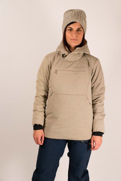 Hoodie à capuche Norrona Roldal Thermo100