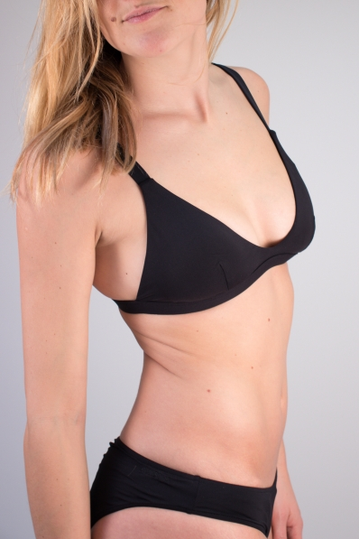 Top de maillot de bain Billabong Sol Searcher Fixed