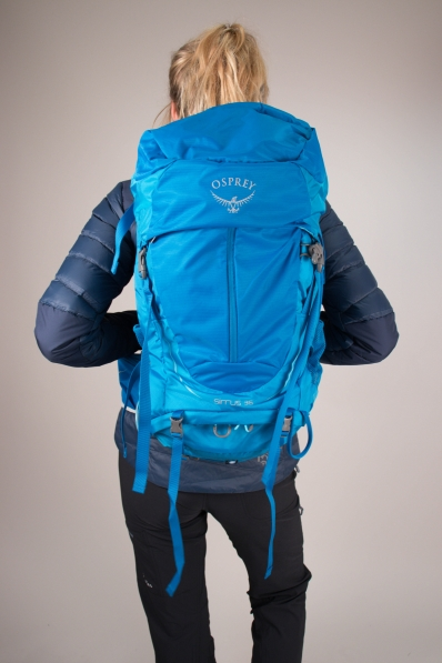 Sac à dos Osprey Sirrus 36 Summit Blue