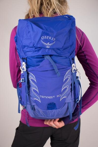 Sac à dos Osprey Tempest 30 Iris Blue