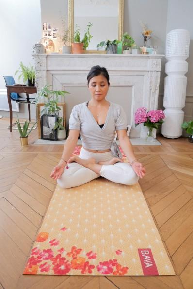 Tapis de Yoga Baya Kyoto - gamme Soft