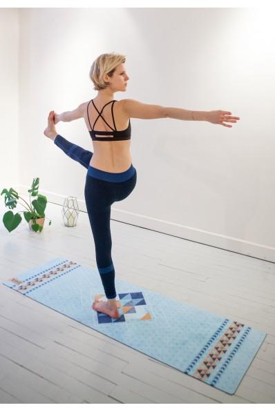 Tapis de Yoga Baya Stockholm - gamme Travel