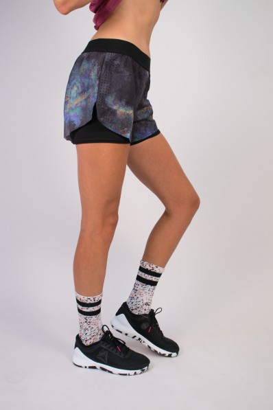 Short de sport Reebok Epic Oil