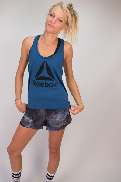 Débardeur de sport Reebok Workout
