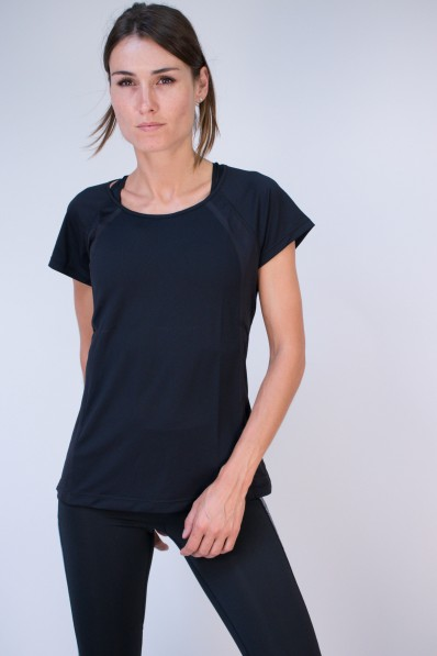 T-shirt de sport Roxy Live Forever
