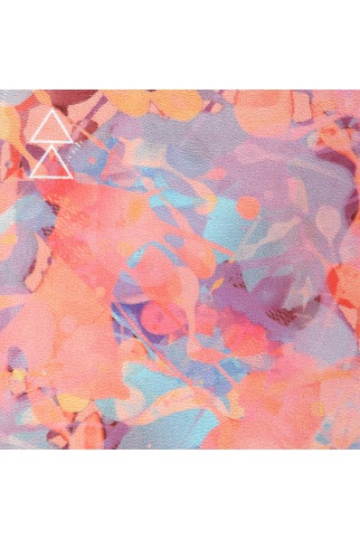 Tapis de yoga YDL Commuter Kaleidoscope