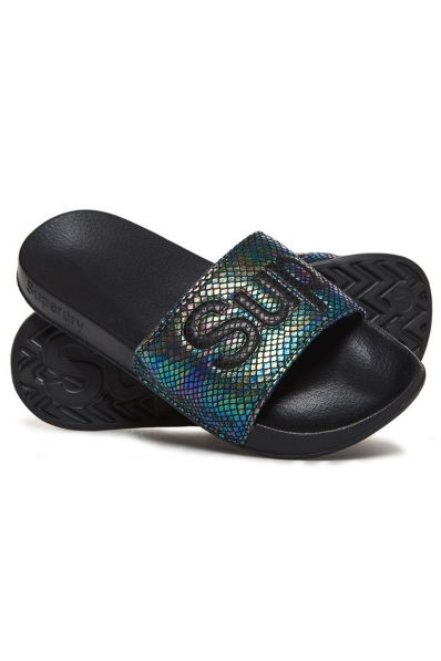 Claquettes Superdry Pool Slide Snake
