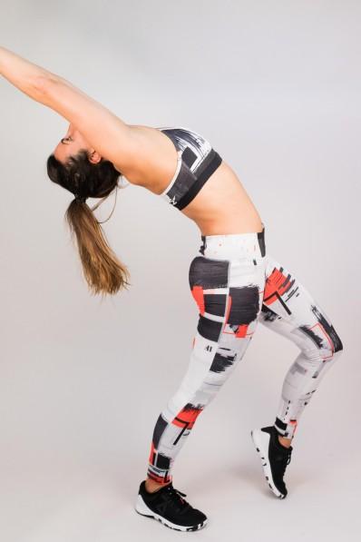 Legging de sport Reebok Lux CrossFit