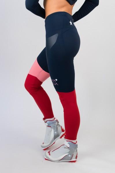 Pantalon technique Nordique Maloja Crasta