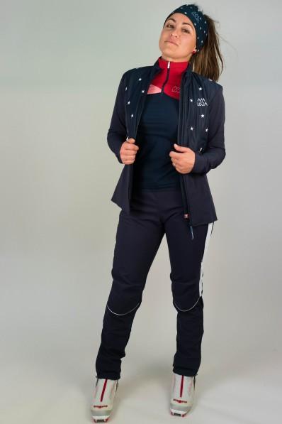 Pantalon softshell Nordique Maloja Martina