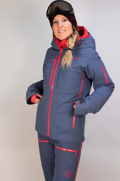Veste de ski Norrona Lofoten Gore-Tex Insulated