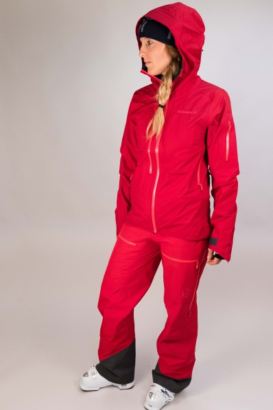 Veste de ski Norrona Lofoten Gore-Tex Active