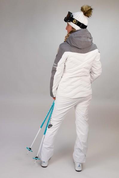 Veste de ski Rossignol Courbe White
