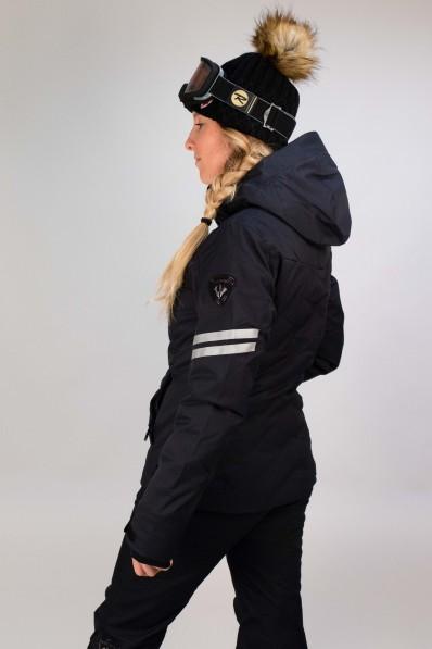 Ski Courbe Rossignol Veste Black De wBfcqZ