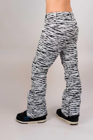 Pantalon de snow Billabong Malla Black & White