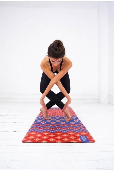 Tapis De Yoga Baya Shiraz Gamme Soft