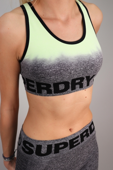Brassière Superdry Sport Seamless Lemonade