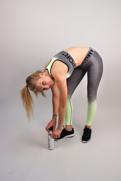 Legging Superdry Sport Seamless Lemonade