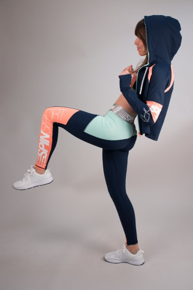 Legging Superdry Sport Spin Long Run
