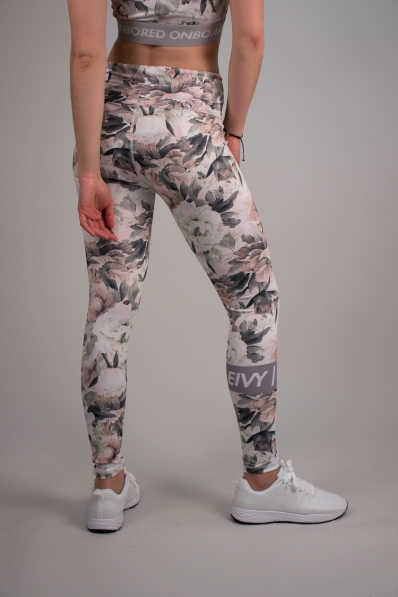 Legging de sport Eivy Summer Bloom