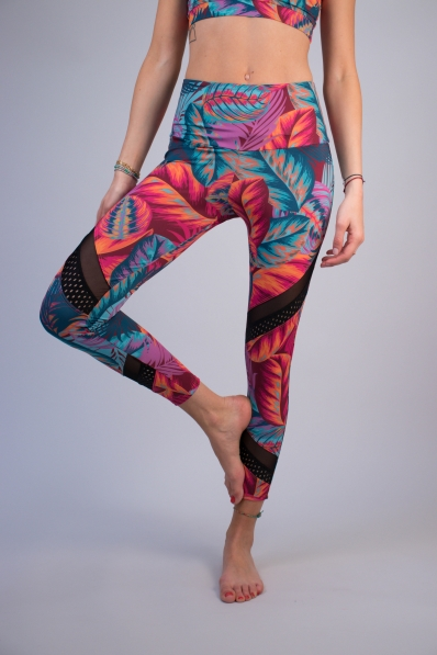 Legging Onzie Sporty Tropical