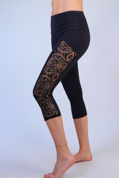 Capri Onzie Stunner Black Lace