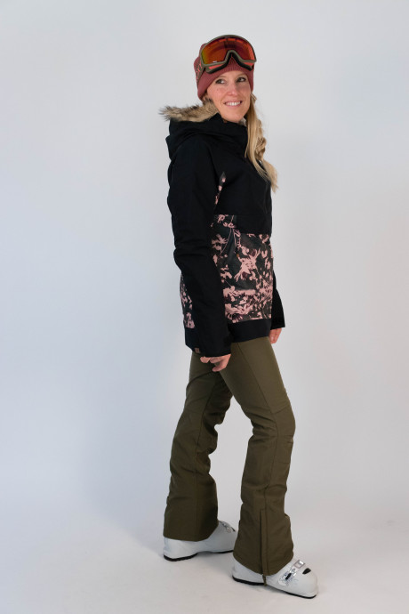 pantalon de ski modele slim fit roxy